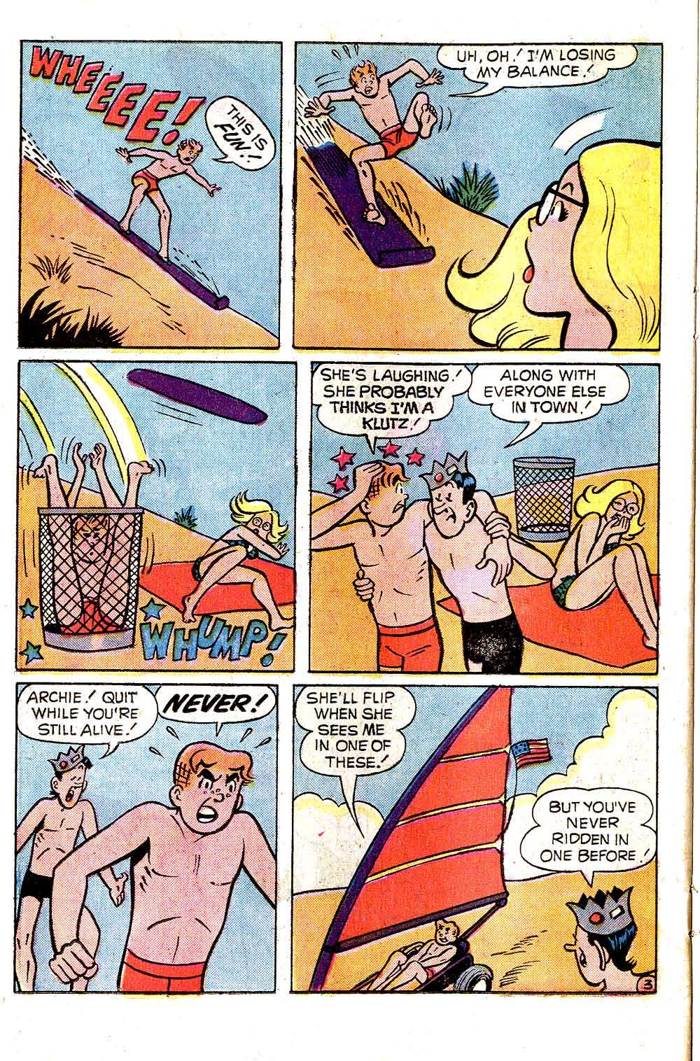 Read online Archie (1960) comic -  Issue #248 - 22