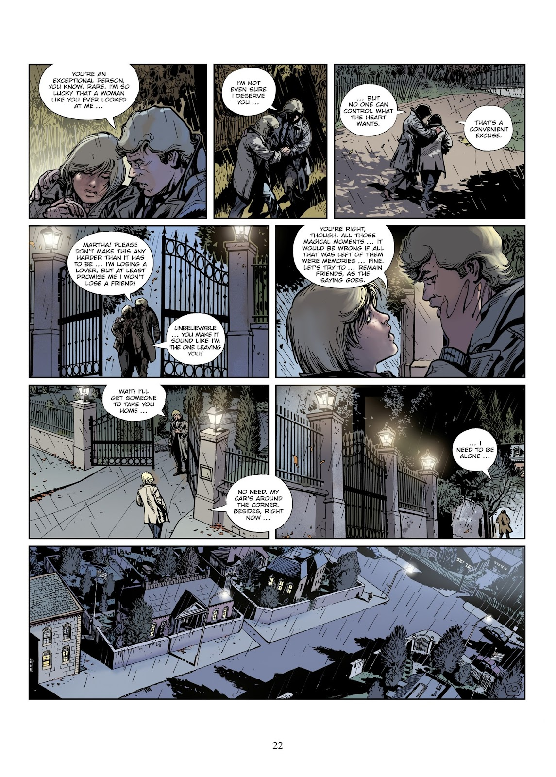 XIII Mystery issue 8 - Page 24