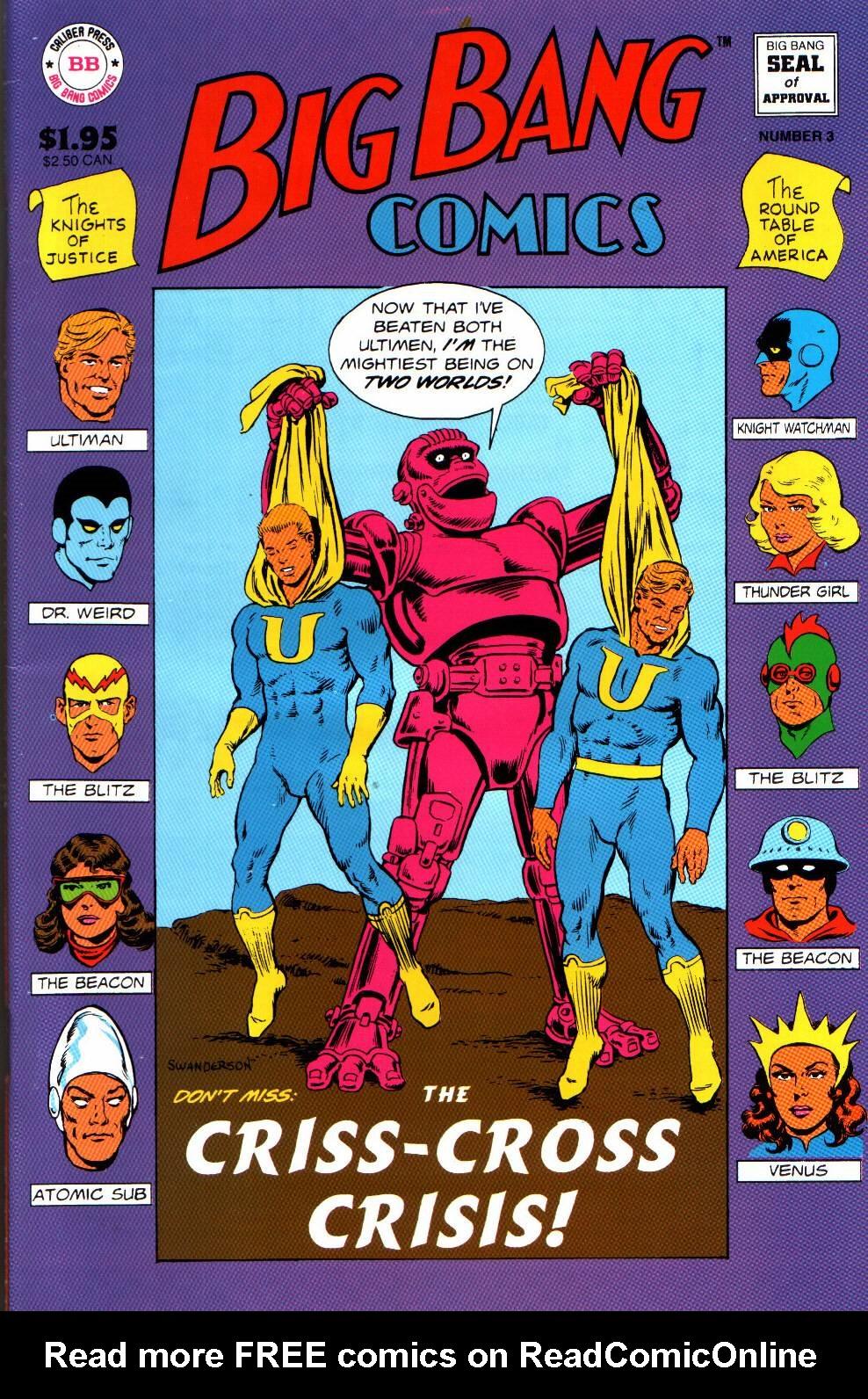 Big Bang Comics (1994) 3 Page 1