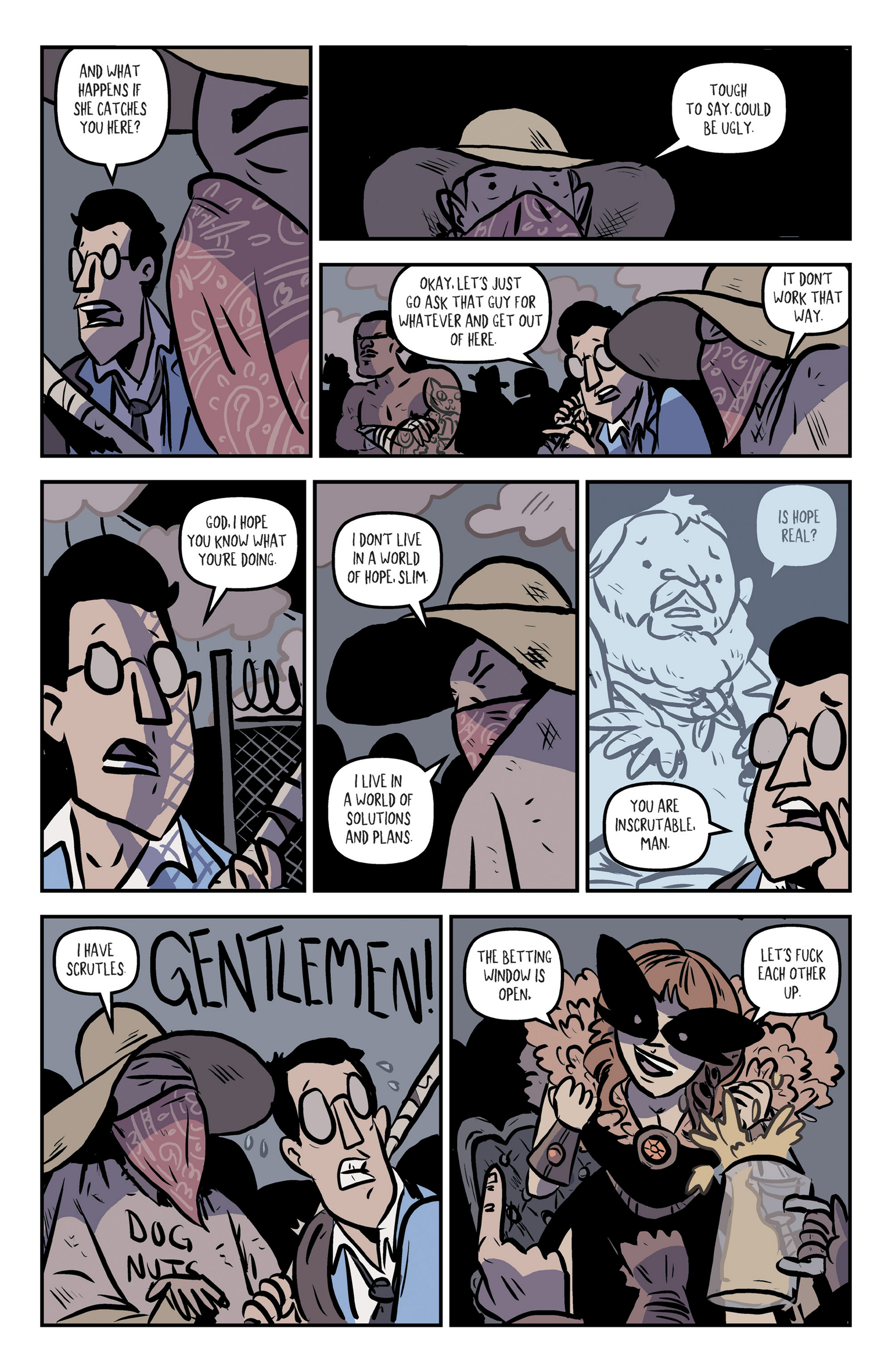 Read online Rock Candy Mountain comic -  Issue #2 - 13