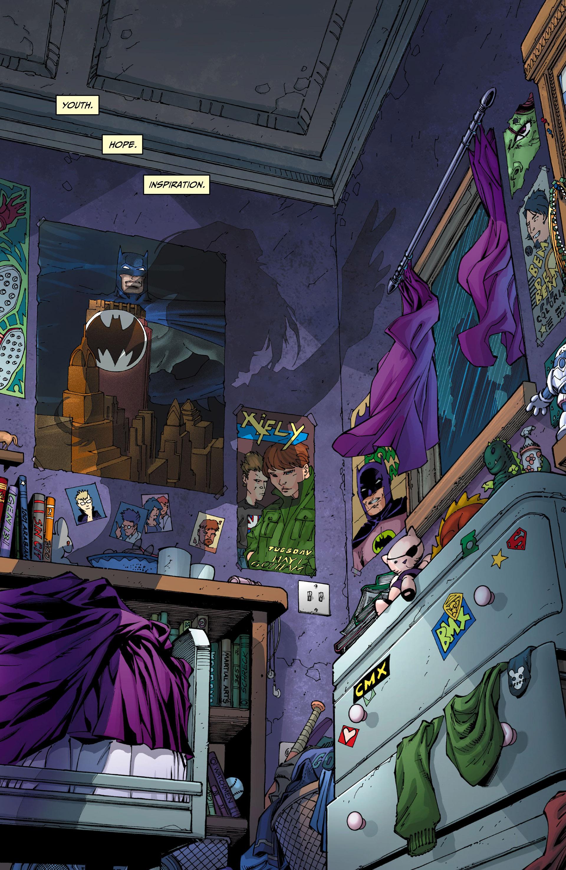 Read online All Star Batman & Robin, The Boy Wonder comic -  Issue #6 - 8