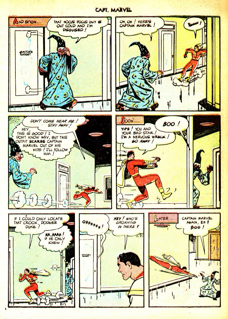 Captain Marvel Adventures issue 93 - Page 31