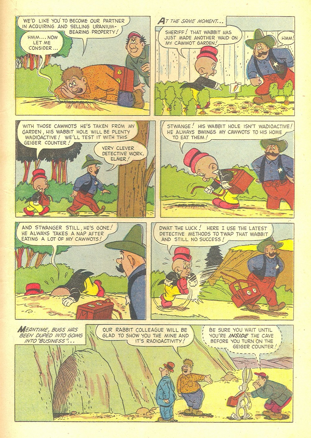 Bugs Bunny (1952) issue 45 - Page 23