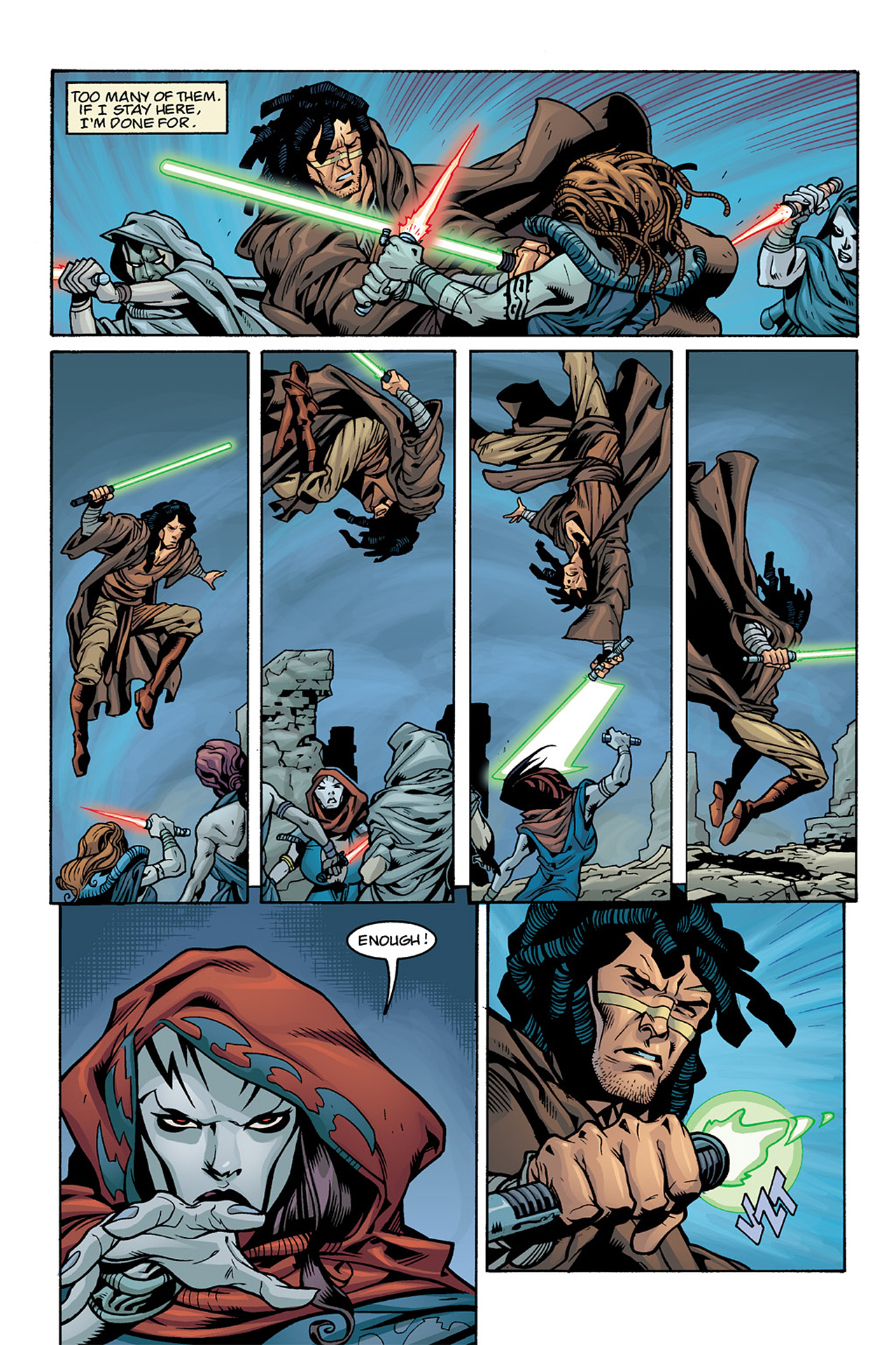 Read online Star Wars Omnibus comic -  Issue # Vol. 15 - 150