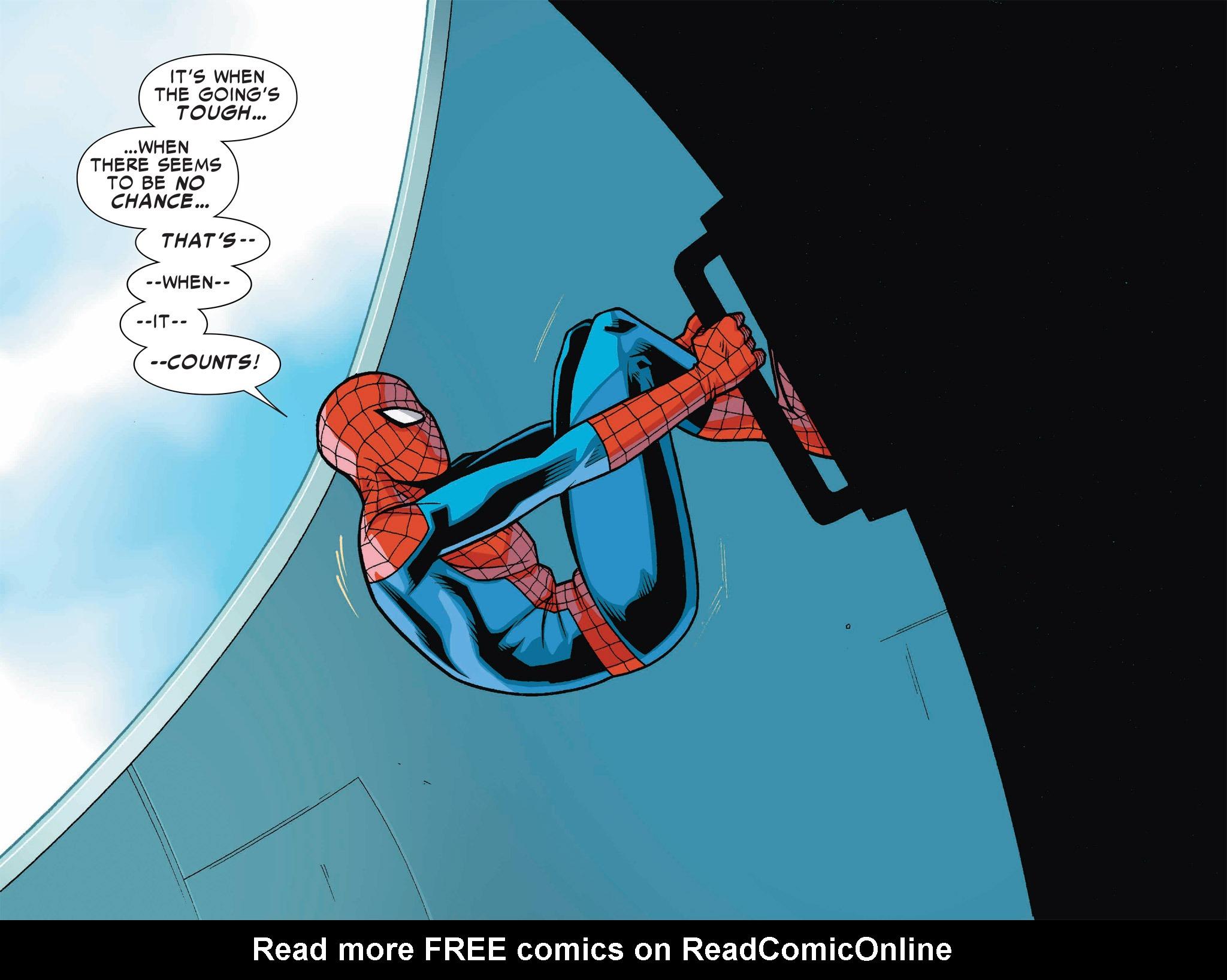 Read online Ultimate Spider-Man (Infinite Comics) (2016) comic -  Issue #1 - 31