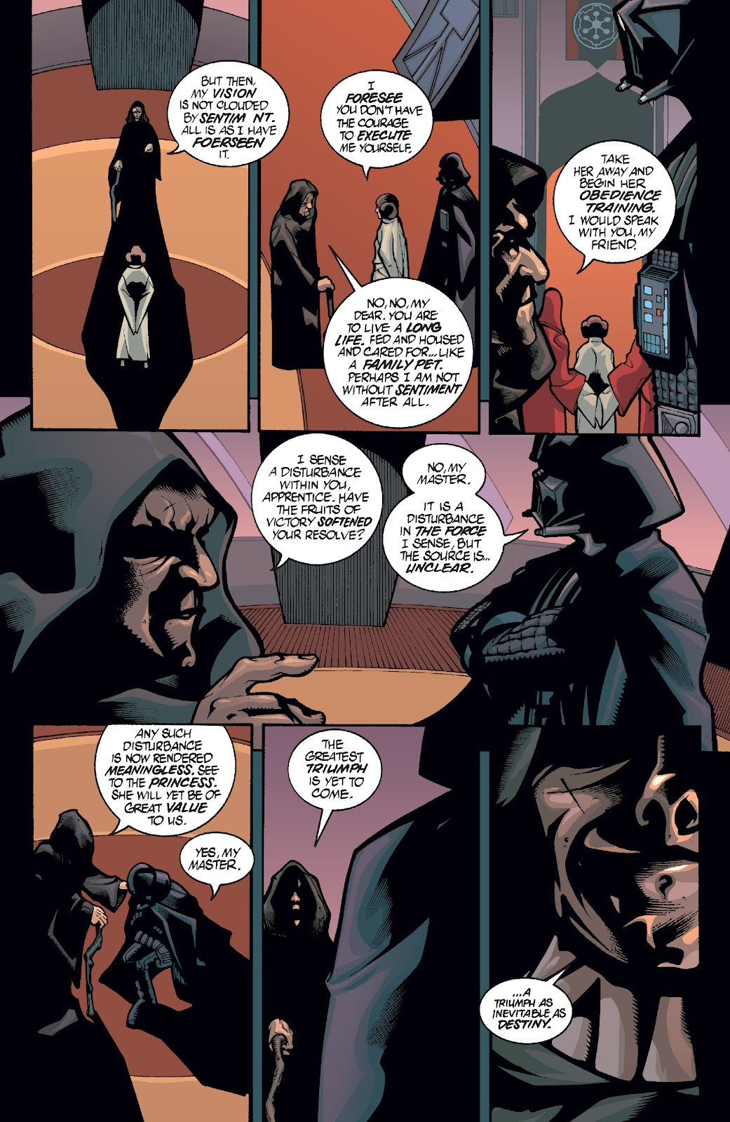 Read online Star Wars Legends: Infinities - Epic Collection comic -  Issue # TPB (Part 1) - 37