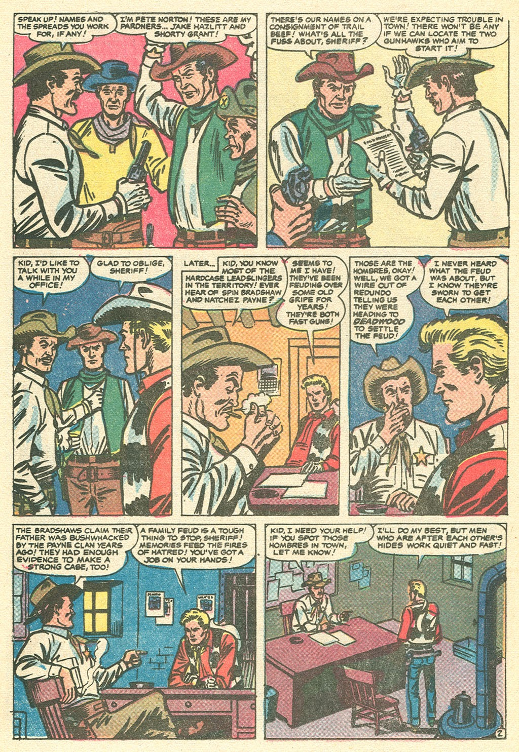 Kid Colt Outlaw issue 151 - Page 16