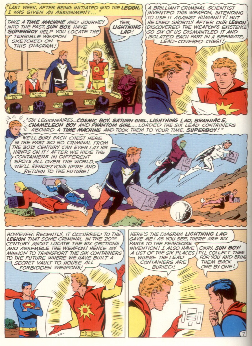 Read online Adventure Comics (1938) comic -  Issue #290 - 8