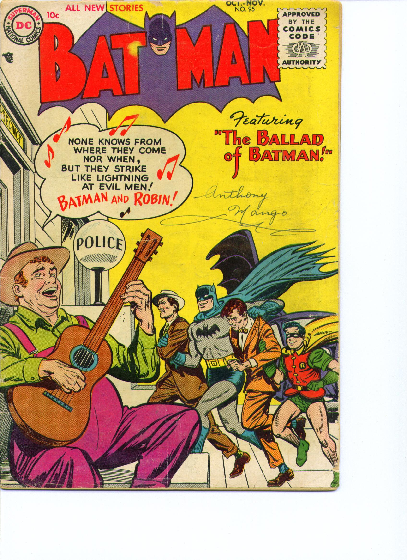 Batman (1940) 95 Page 1