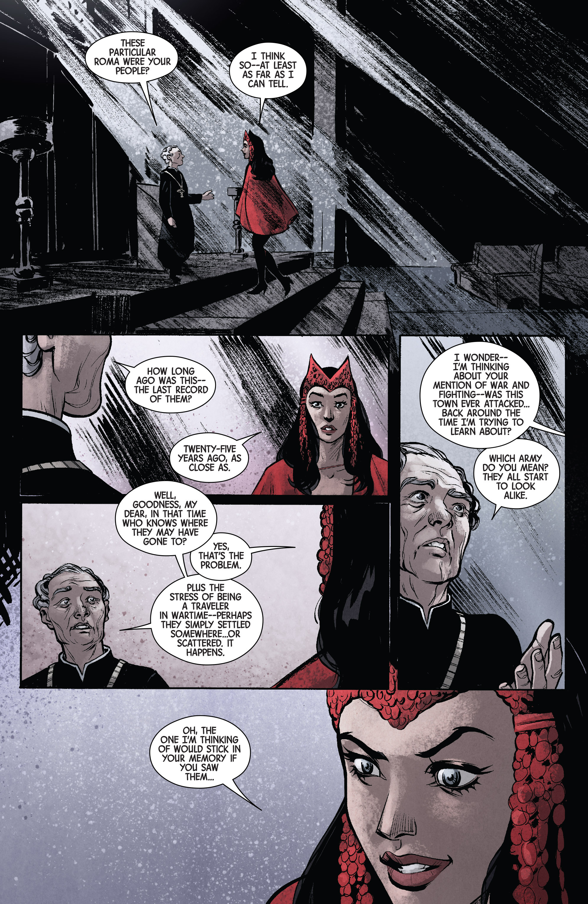 Read online Scarlet Witch (2016) comic -  Issue #11 - 5