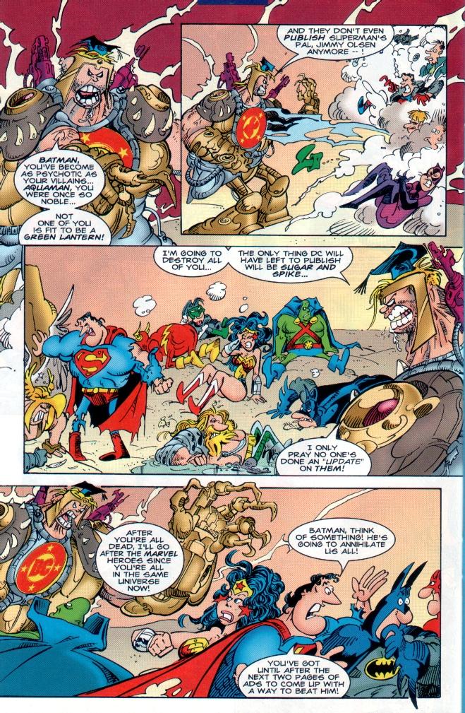 Read online Sergio Aragones Destroys DC comic -  Issue # Full - 38