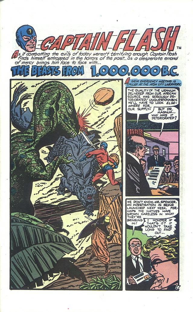 Read online Golden-Age Men of Mystery comic -  Issue #2 - 45