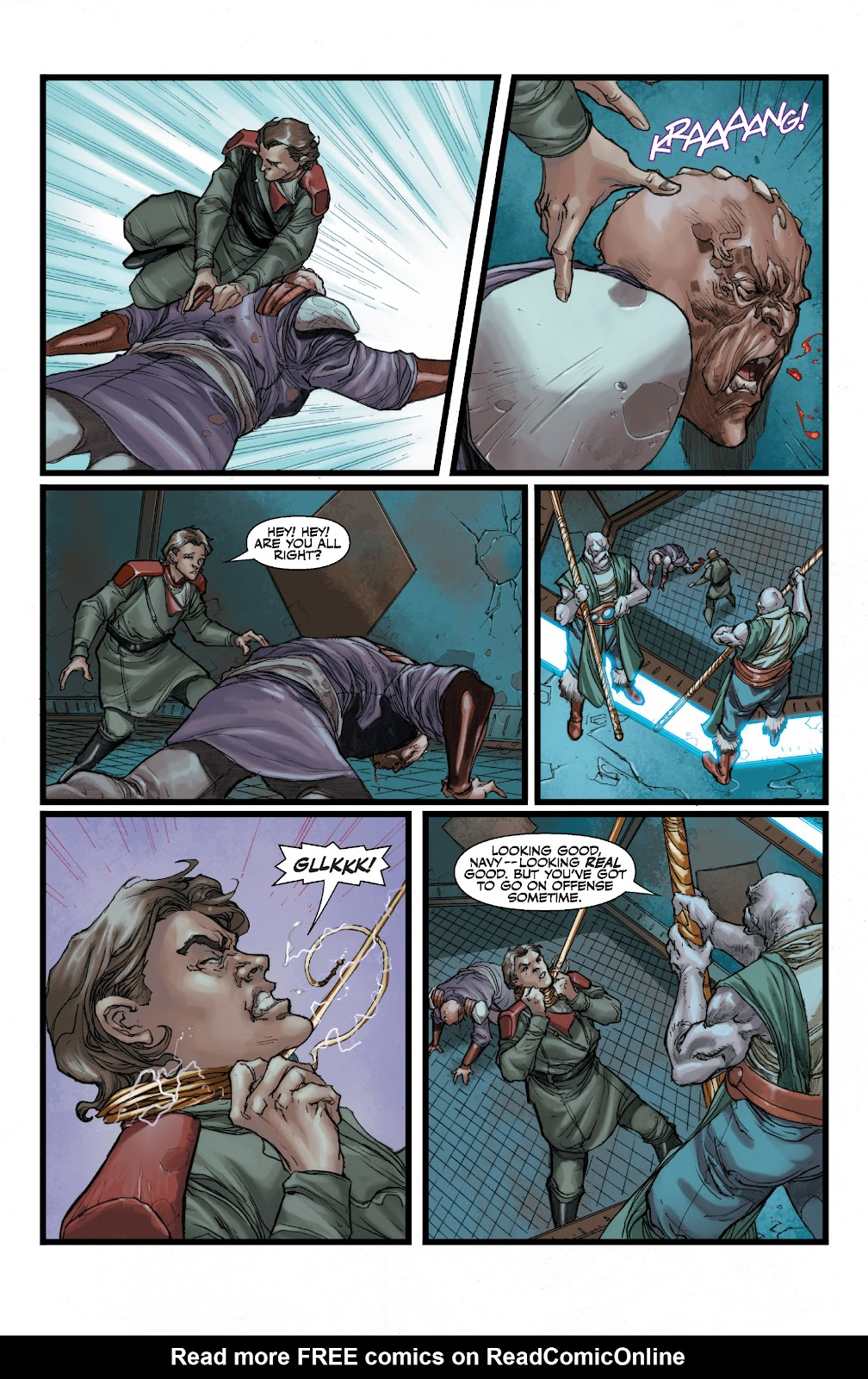 Read online Star Wars Legends: The Old Republic - Epic Collection comic -  Issue # TPB 3 (Part 2) - 73