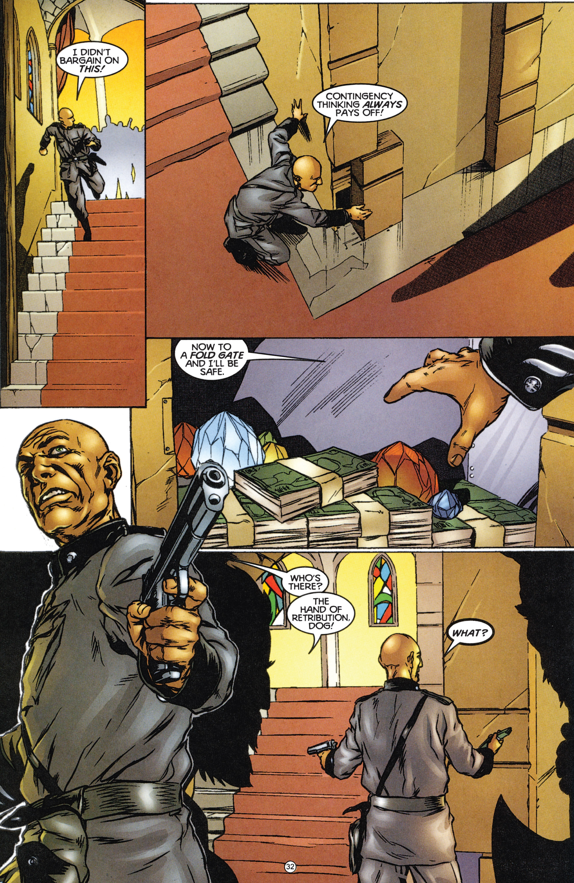 Read online Eternal Warriors comic -  Issue # Issue The Immortal Enemy - 29