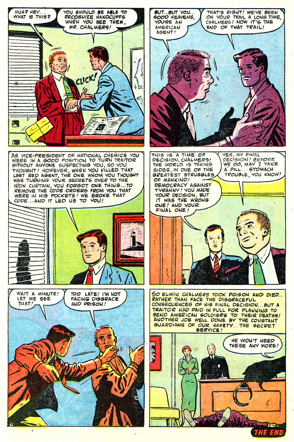 Kent Blake of the Secret Service issue 5 - Page 24