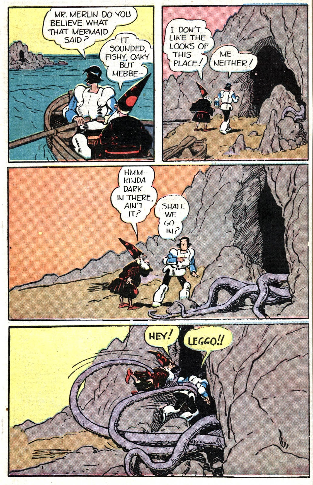 Read online Famous Funnies comic -  Issue #176 - 46
