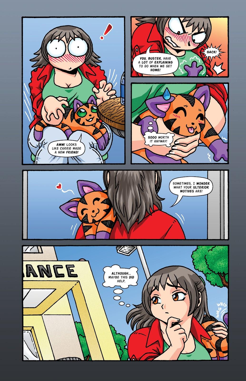 Read online Plush comic -  Issue #2 - 21