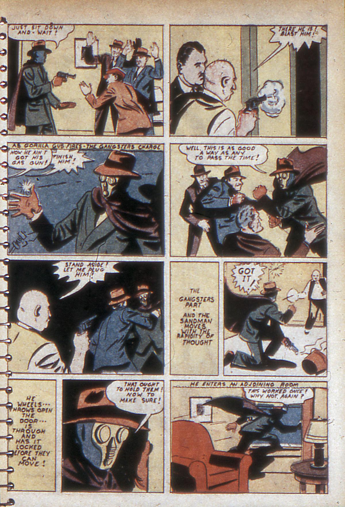 Read online Adventure Comics (1938) comic -  Issue #53 - 66