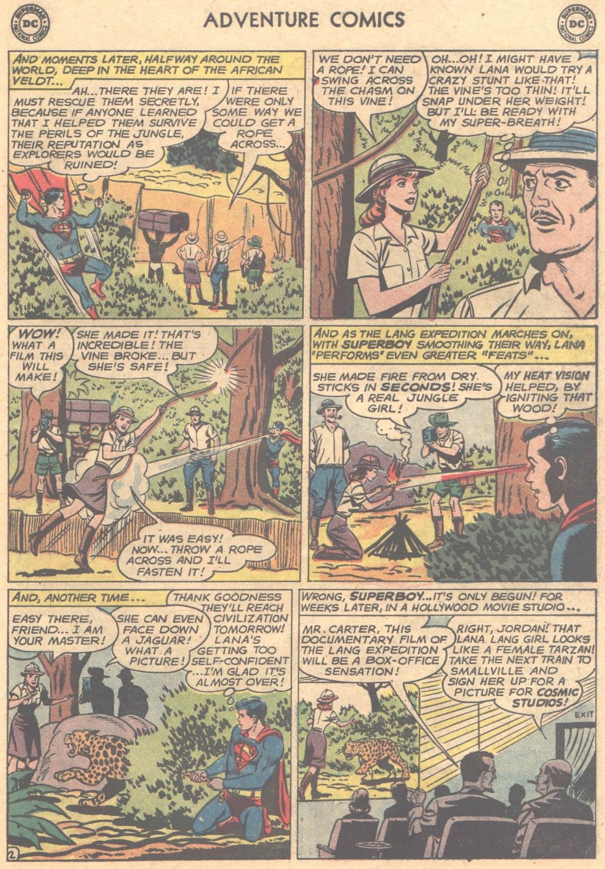 Read online Adventure Comics (1938) comic -  Issue #312 - 23