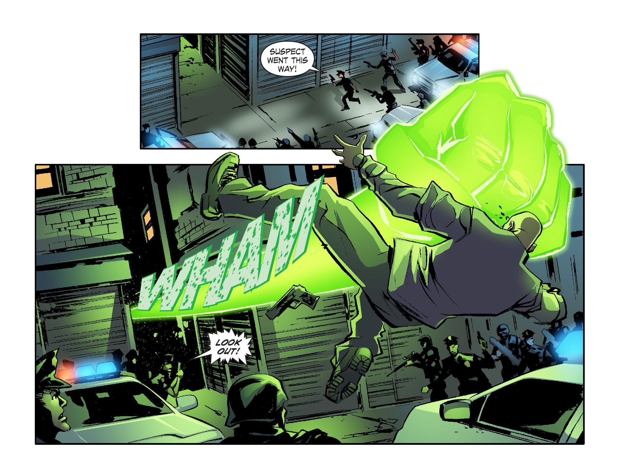 Read online Smallville: Lantern [I] comic -  Issue #2 - 7