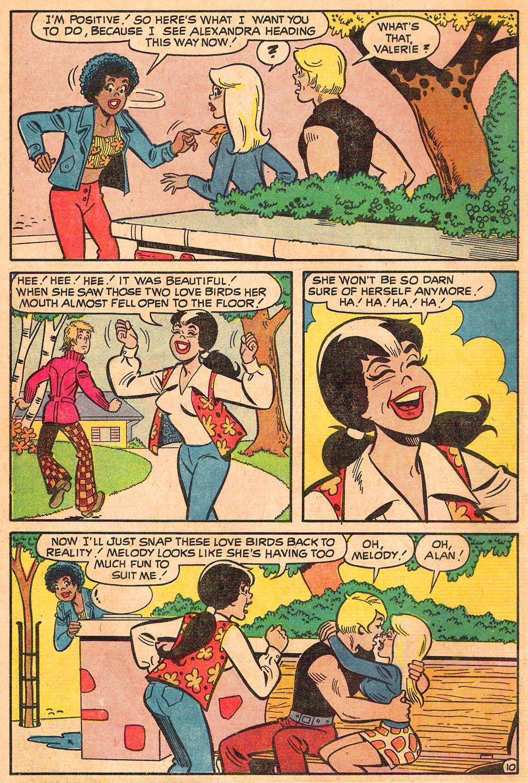 Read online She's Josie comic -  Issue #61 - 14