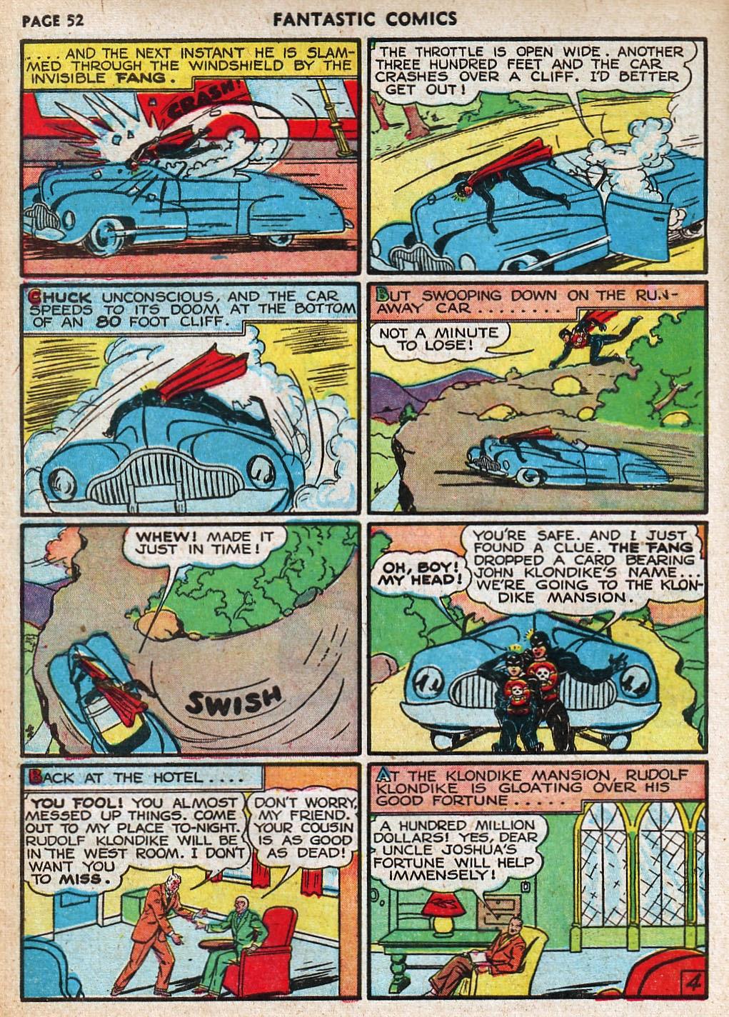Read online Fantastic Comics comic -  Issue #20 - 52