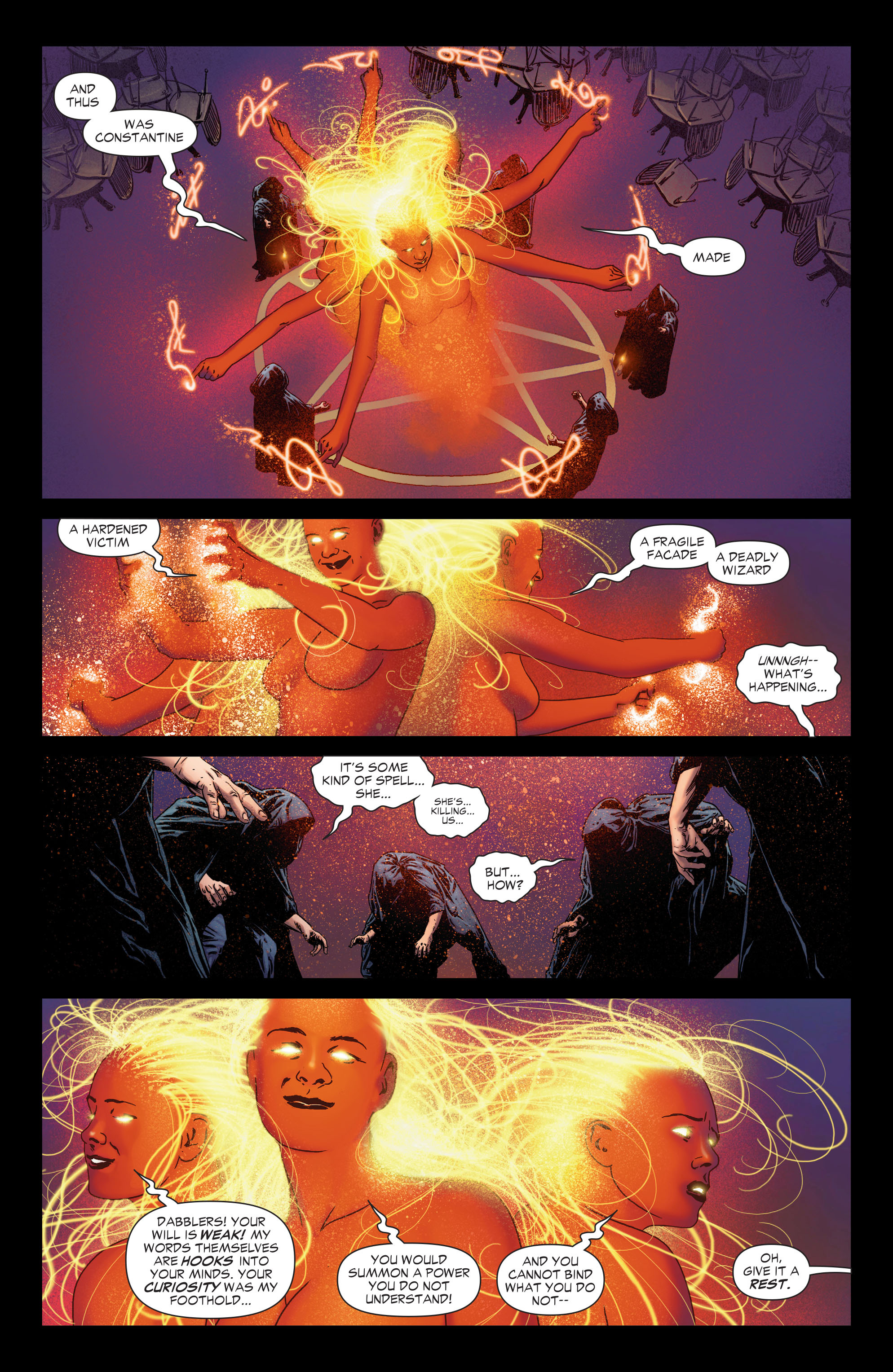 Read online Secret Origins (2014) comic -  Issue #11 - 23