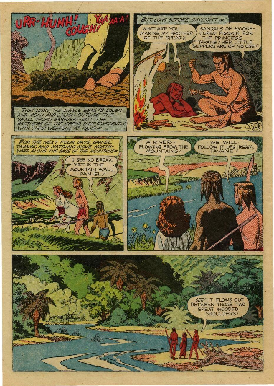 Tarzan (1948) issue 72 - Page 30