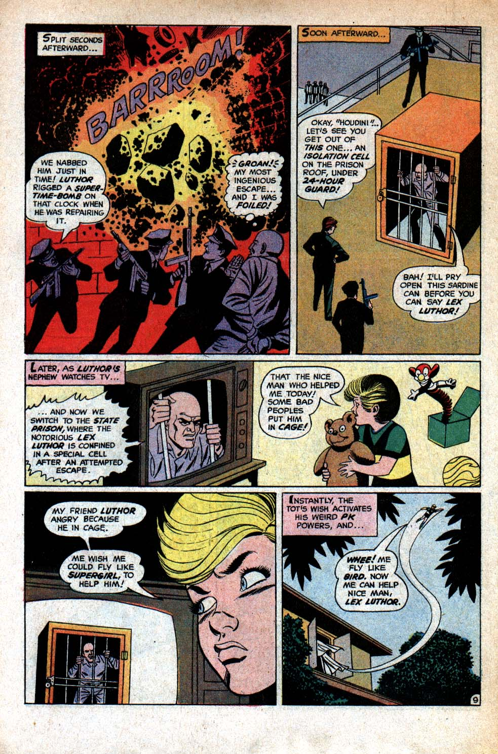Read online Adventure Comics (1938) comic -  Issue #387 - 30