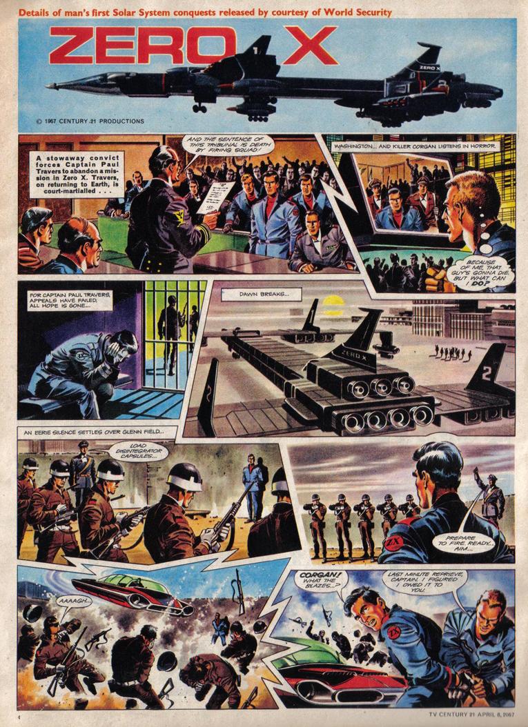 Read online TV Century 21 (TV 21) comic -  Issue #116 - 4