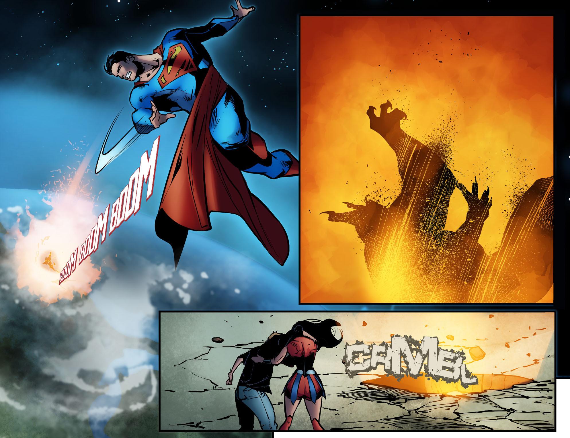 Read online Smallville: Season 11 comic -  Issue #68 - 17