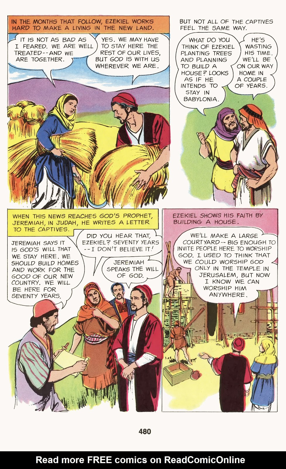 The Picture Bible issue TPB (Part 5) - Page 83