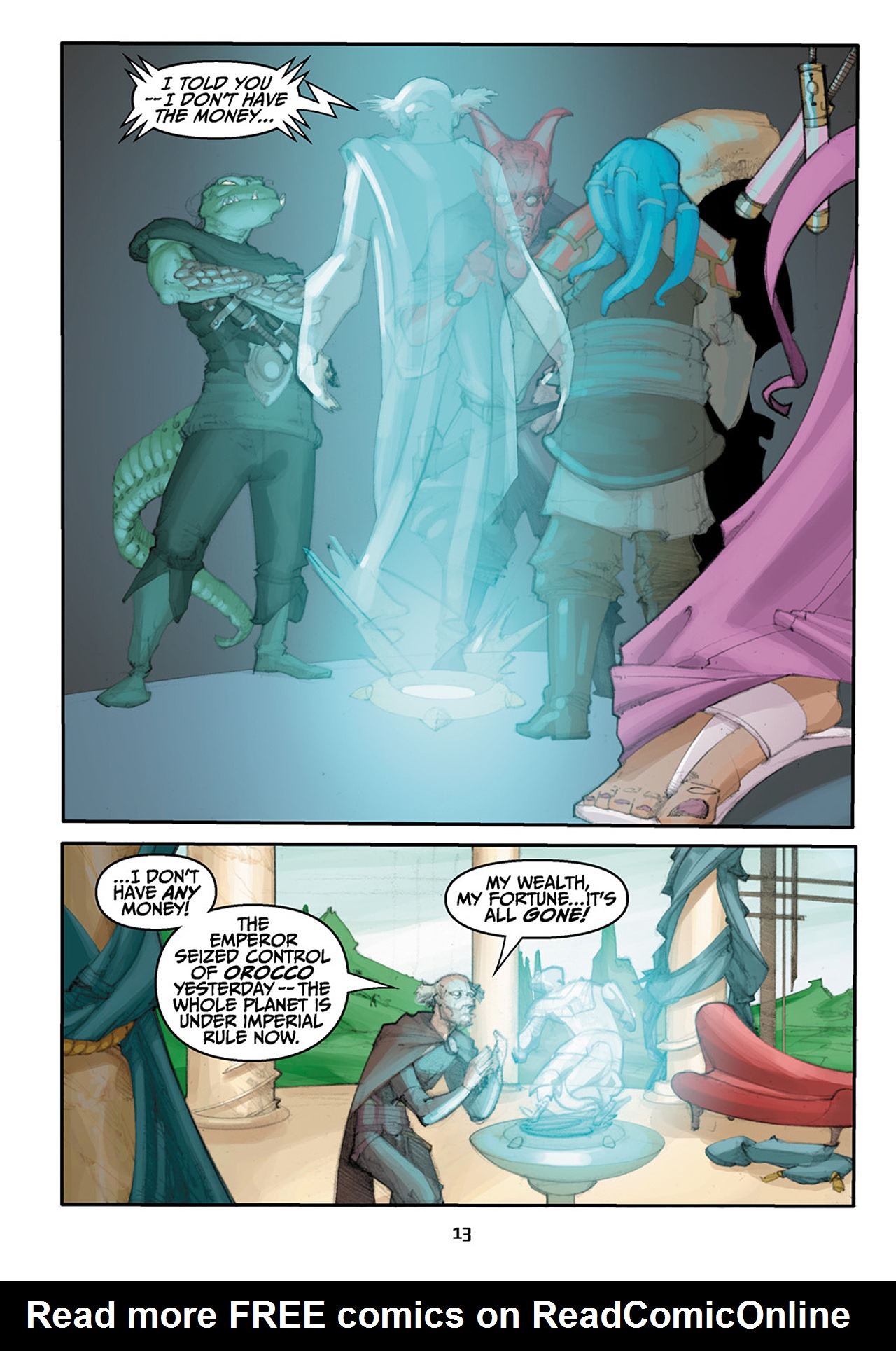 Read online Star Wars Omnibus comic -  Issue # Vol. 33 - 95