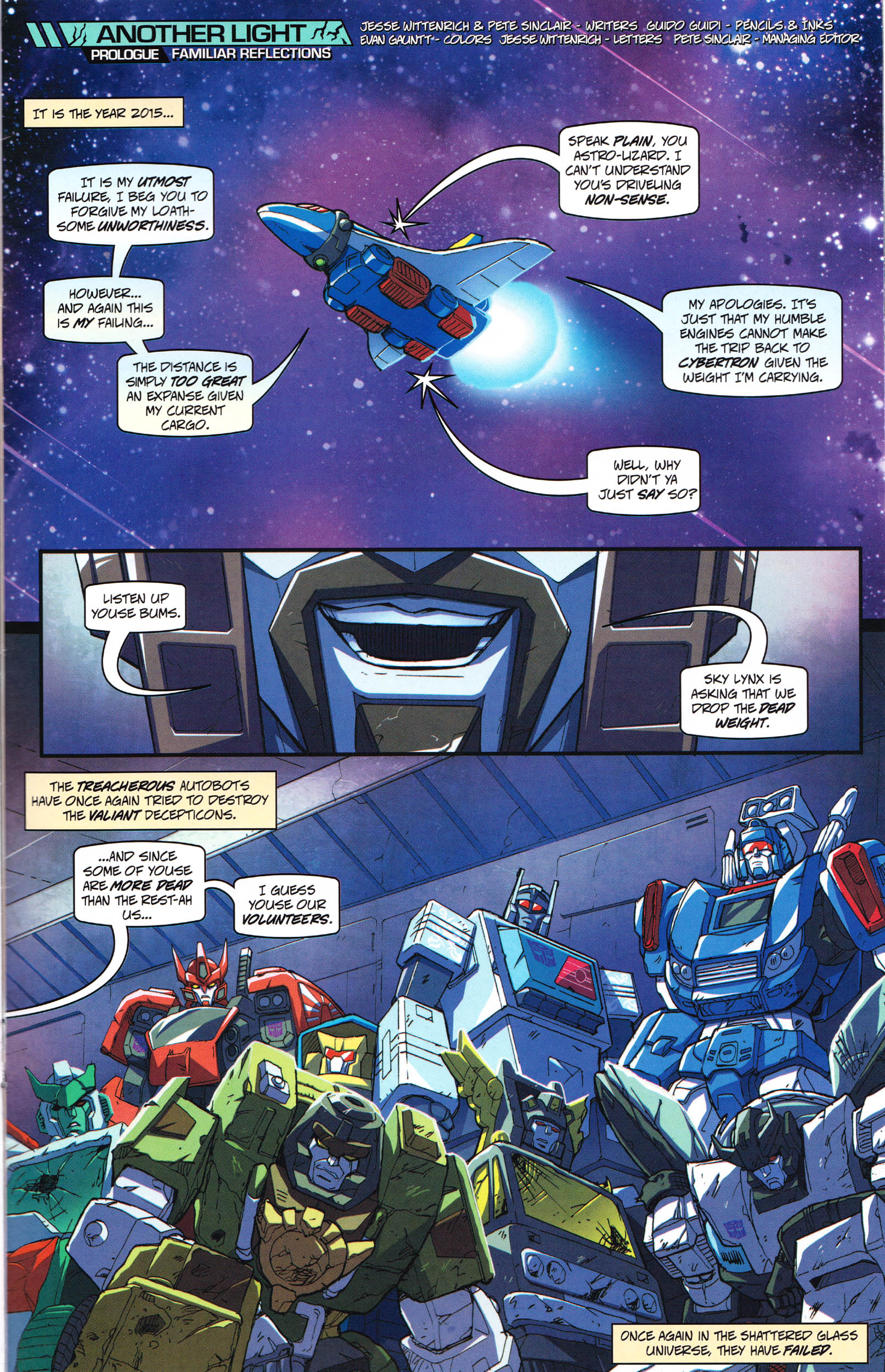 Read online Transformers: Collectors' Club comic -  Issue #60 - 13