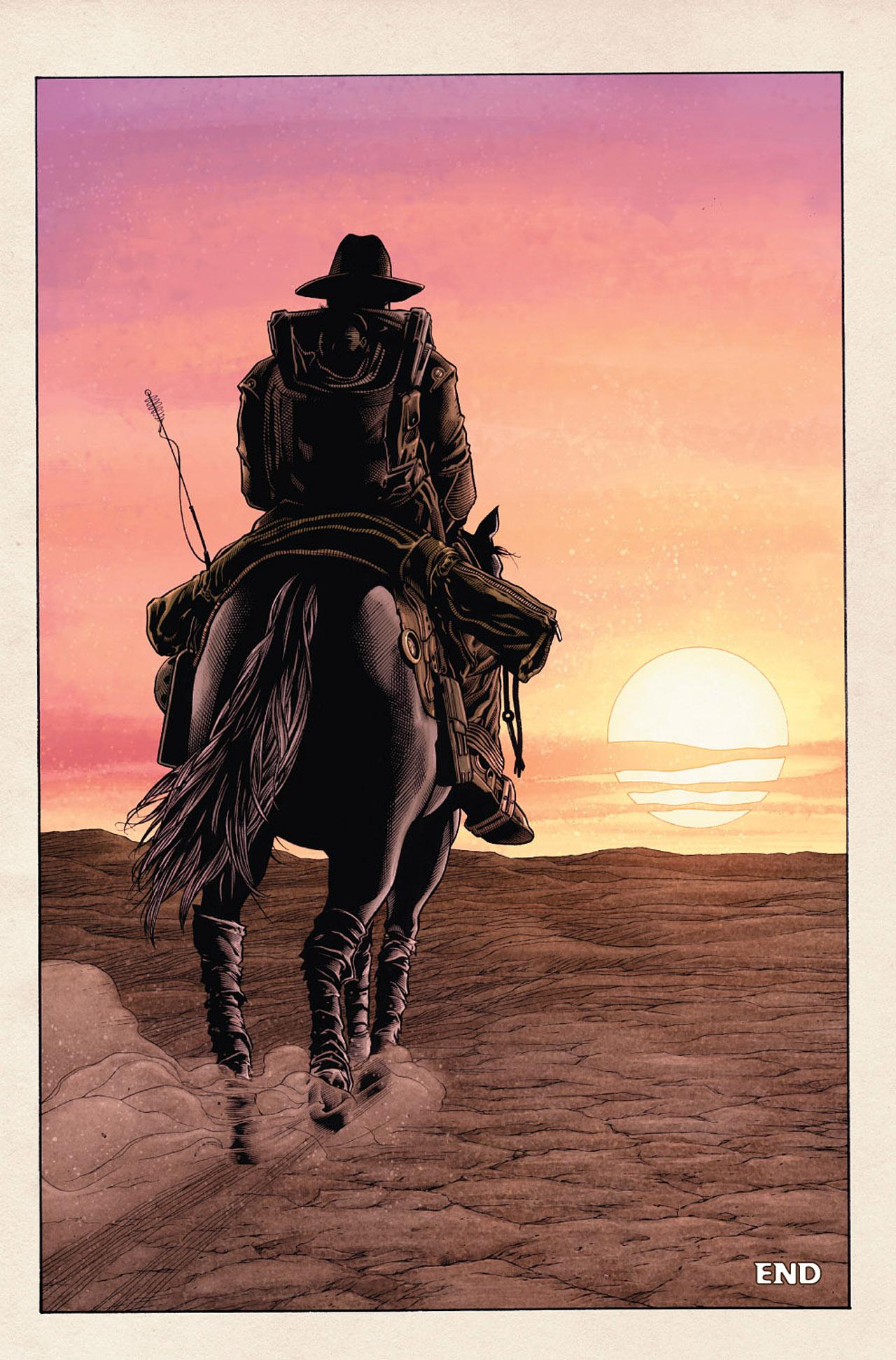 Read online Wolverine: Old Man Logan comic -  Issue # Full - 196