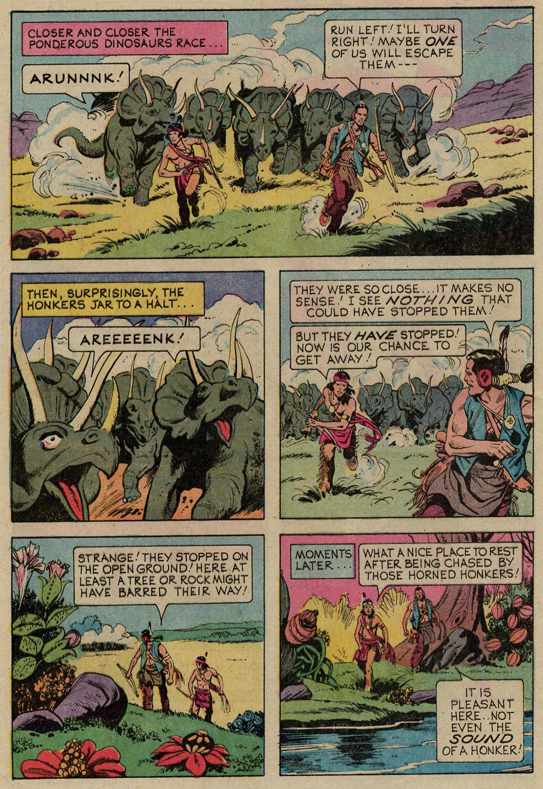 Read online Turok, Son of Stone comic -  Issue #98 - 3