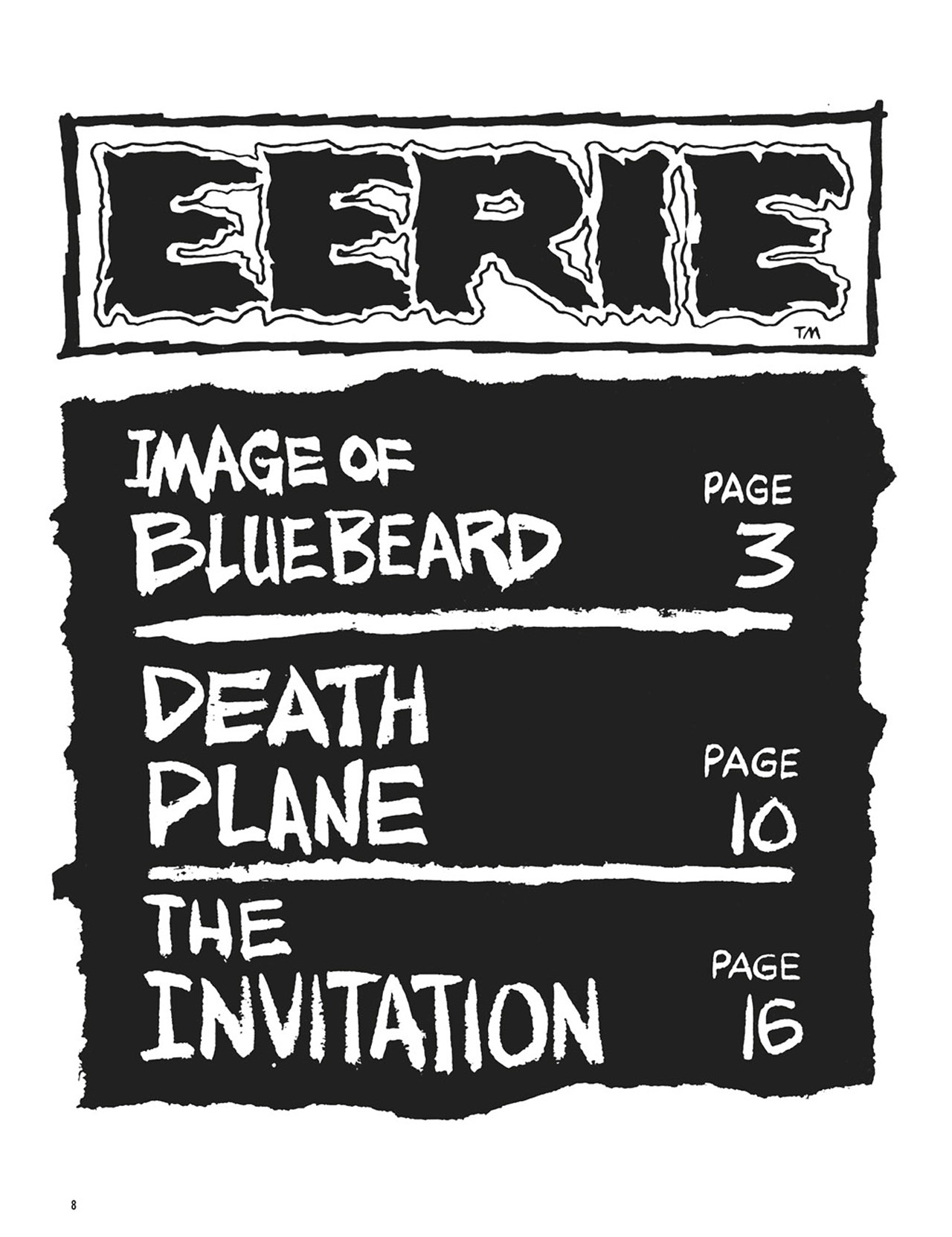 Read online Eerie Archives comic -  Issue # TPB 1 - 9