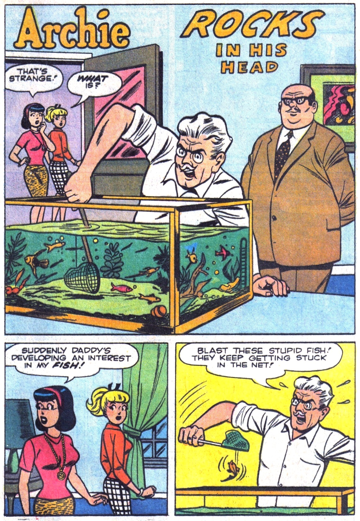 Read online Archie (1960) comic -  Issue #161 - 29