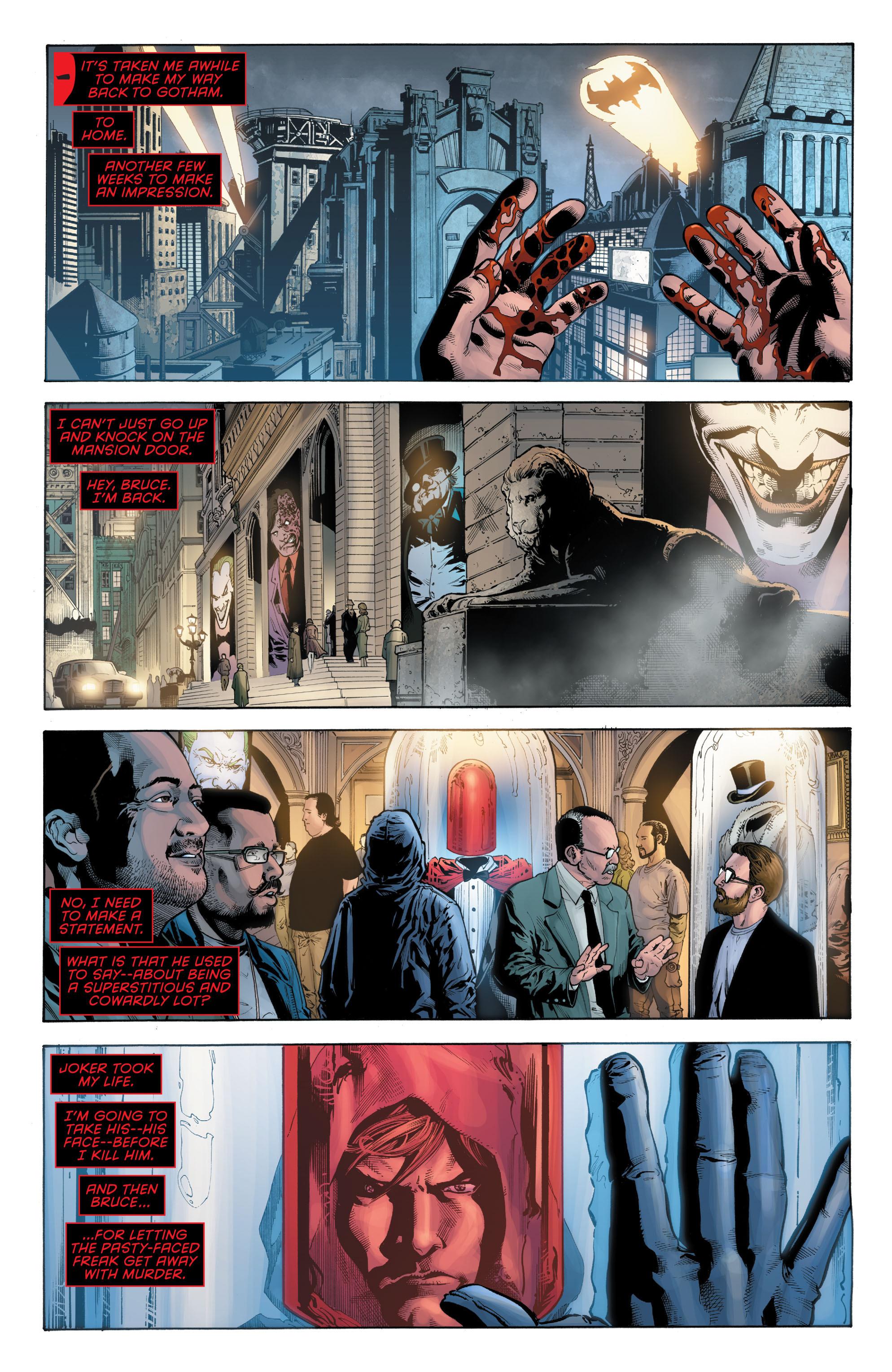 Read online Secret Origins (2014) comic -  Issue #5 - 23