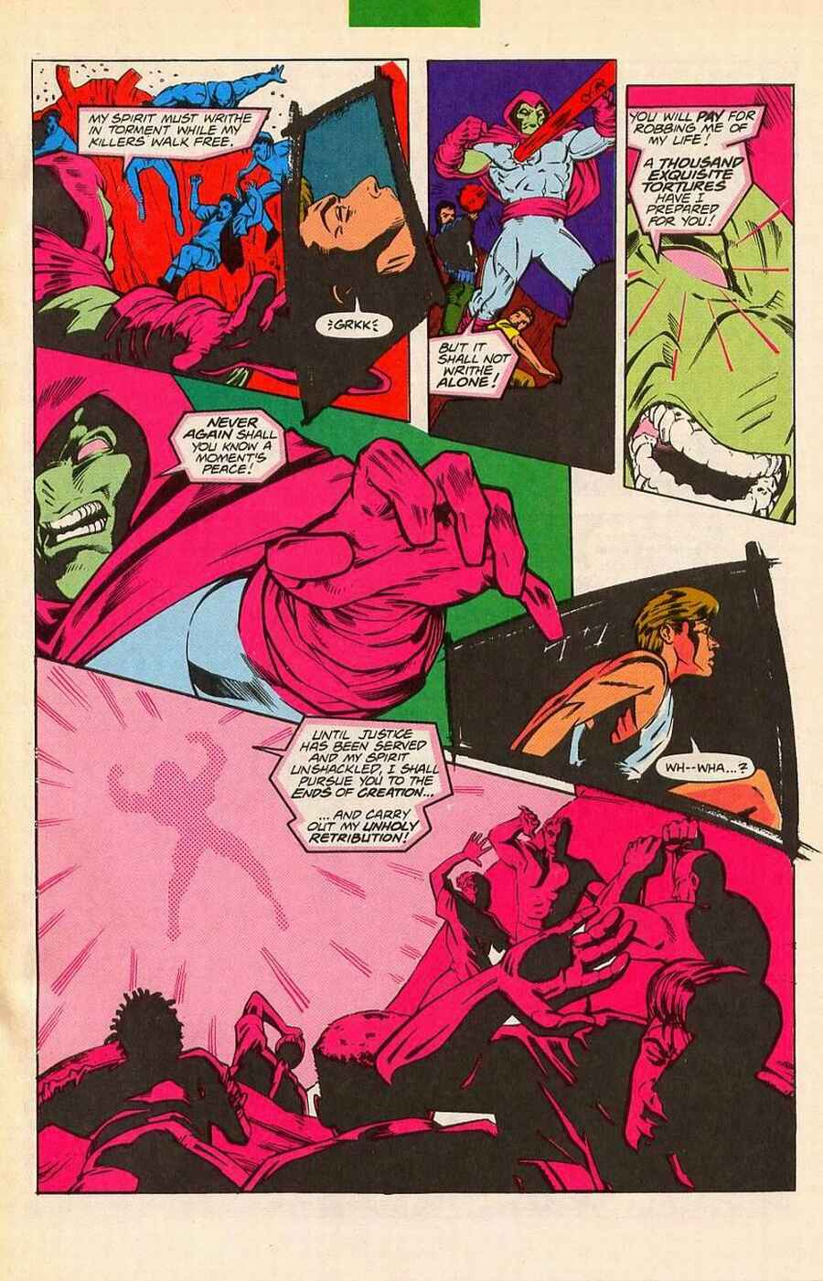 Read online Sleepwalker Holiday Special comic -  Issue # Full - 38