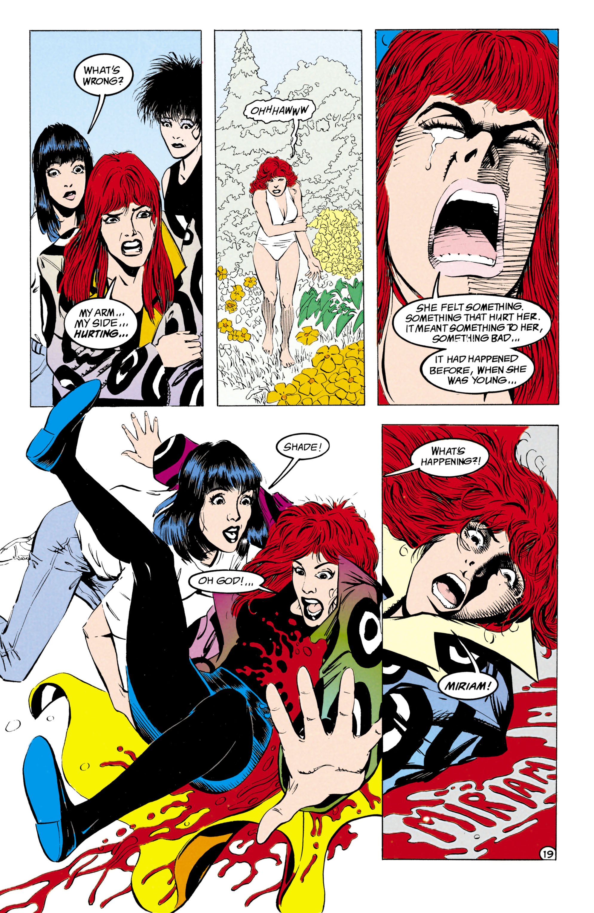 Read online Shade, the Changing Man comic -  Issue #27 - 20
