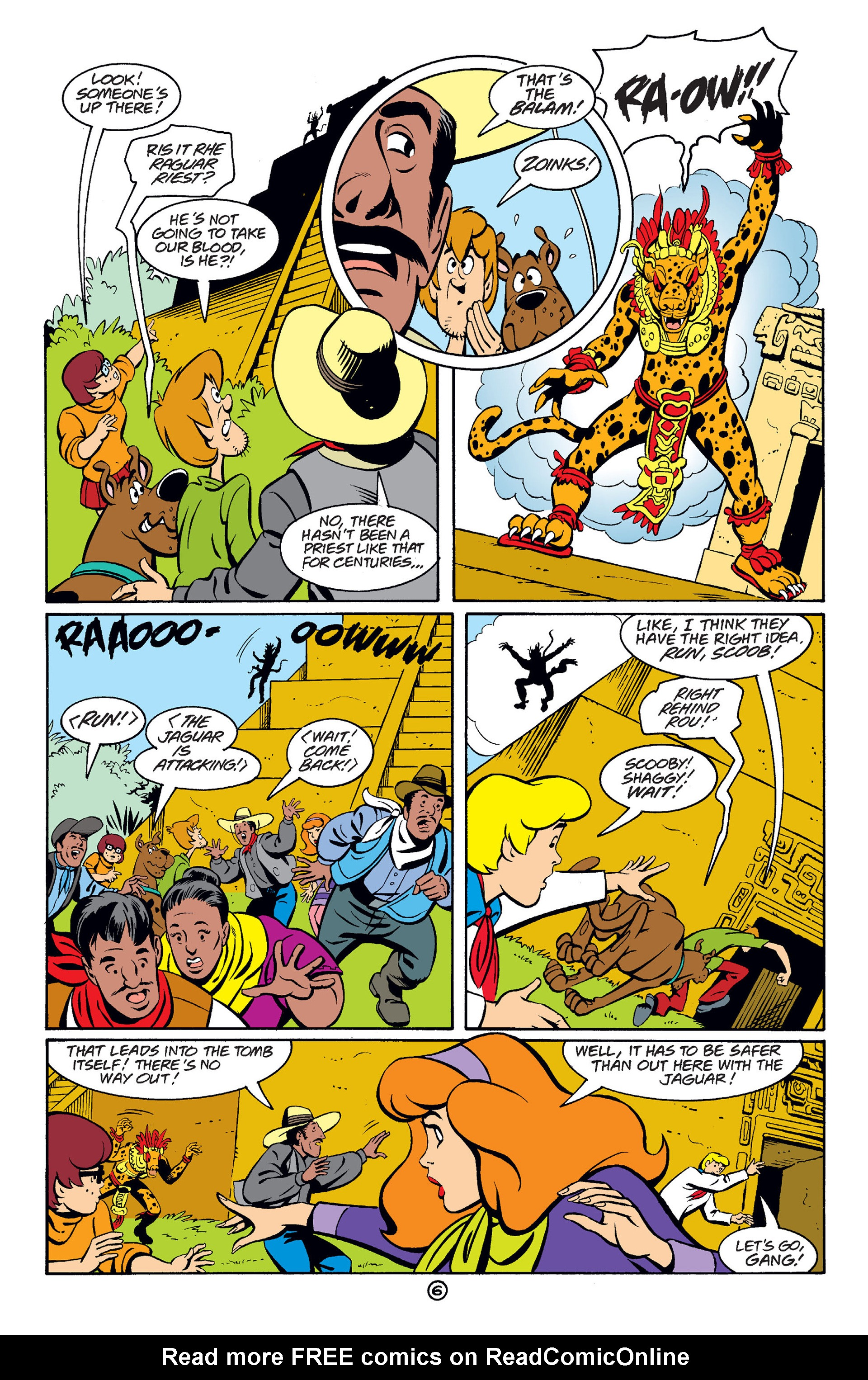 Read online Scooby-Doo (1997) comic -  Issue #38 - 7