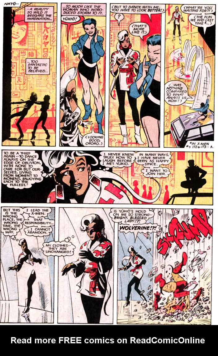 Uncanny X-Men (1963) issue _Annual_11 - Page 34