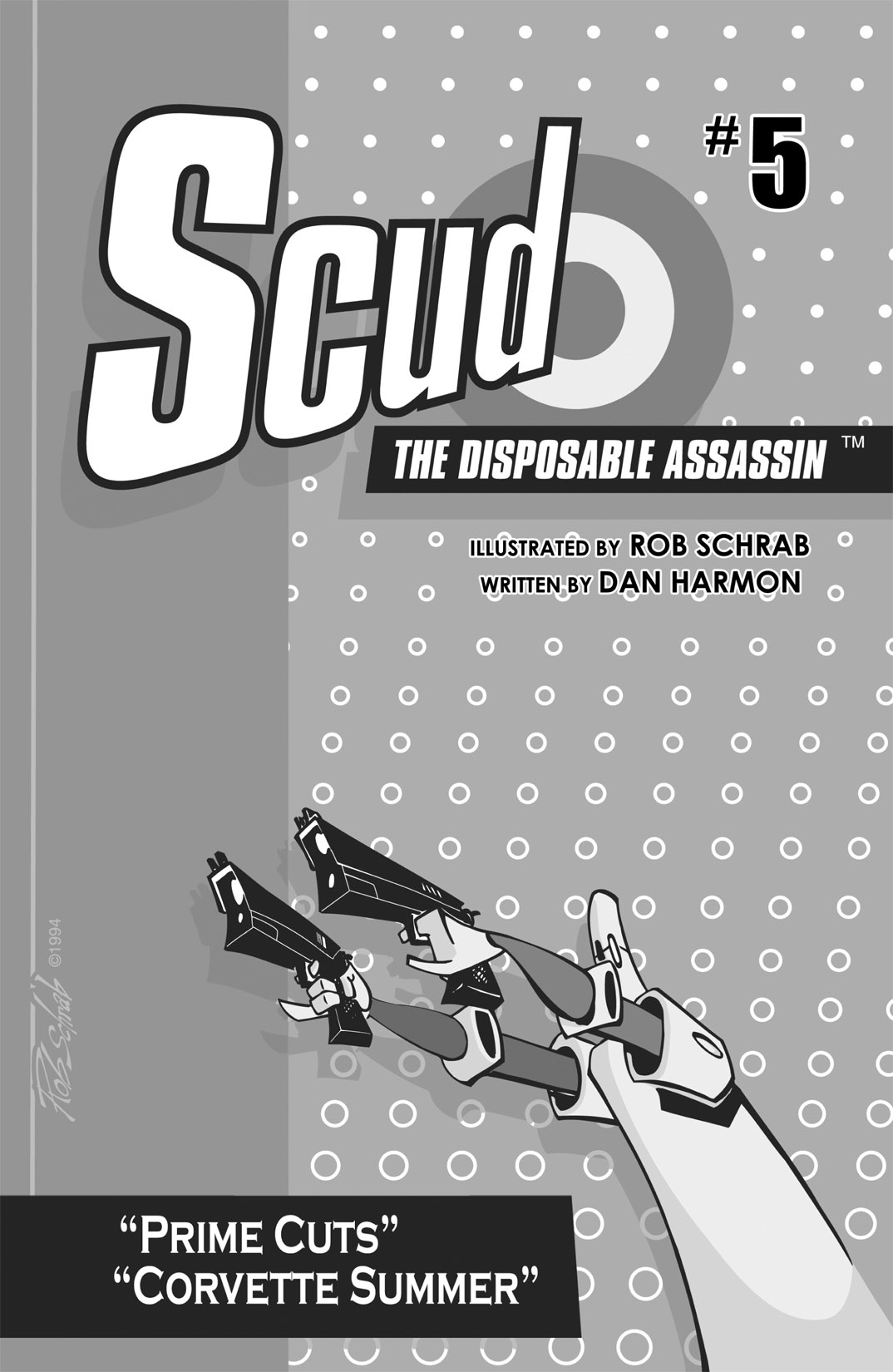 Read online Scud: The Disposable Assassin: The Whole Shebang comic -  Issue # TPB (Part 1) - 137