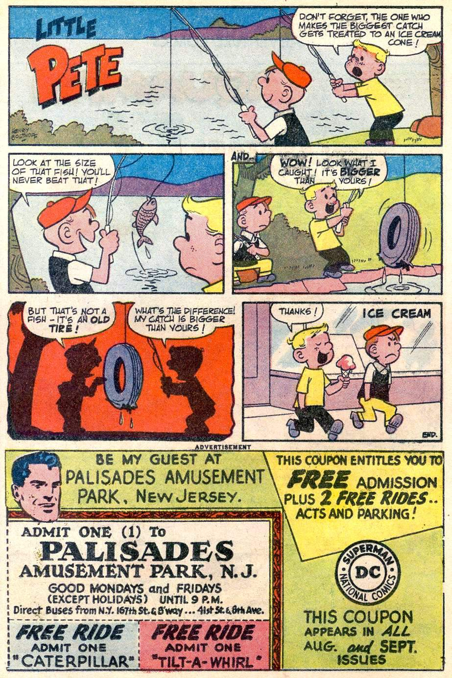 Read online Adventure Comics (1938) comic -  Issue #275 - 25