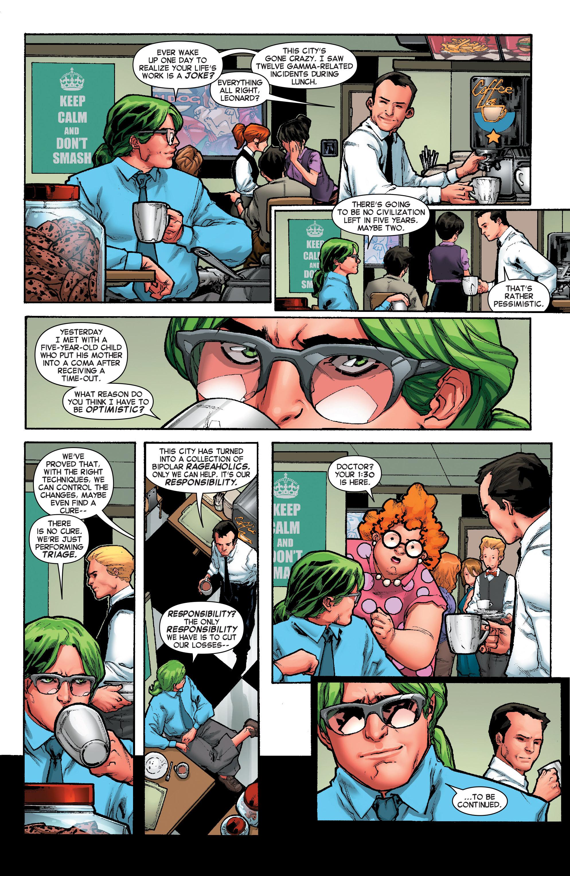Read online Secret Wars Journal comic -  Issue #3 - 15