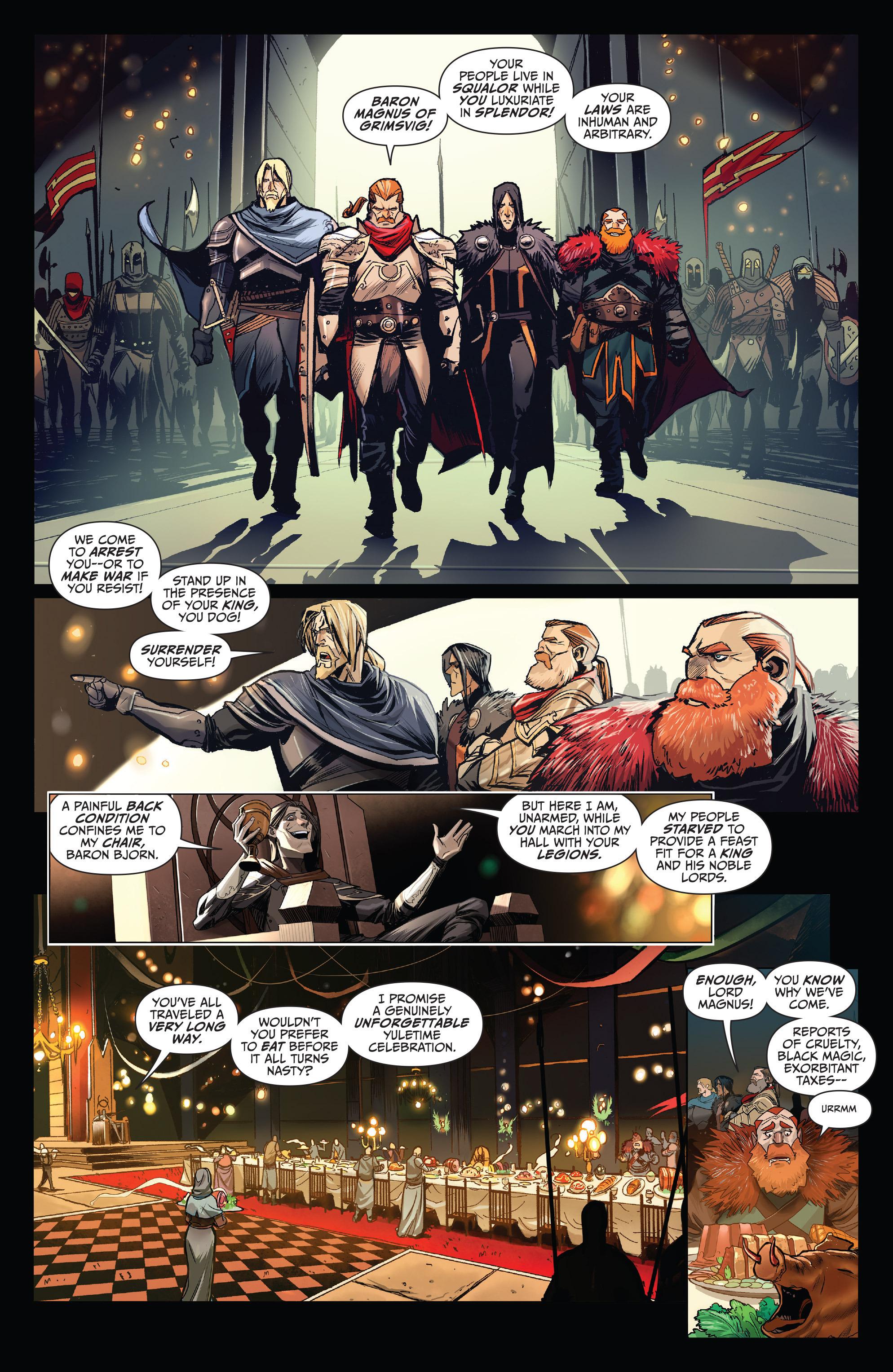 Read online Klaus comic -  Issue #6 - 18