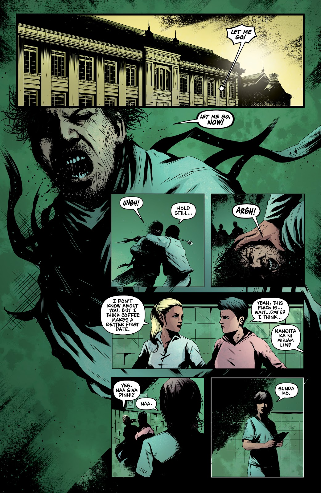 Read online Devil Within comic -  Issue #3 - 7