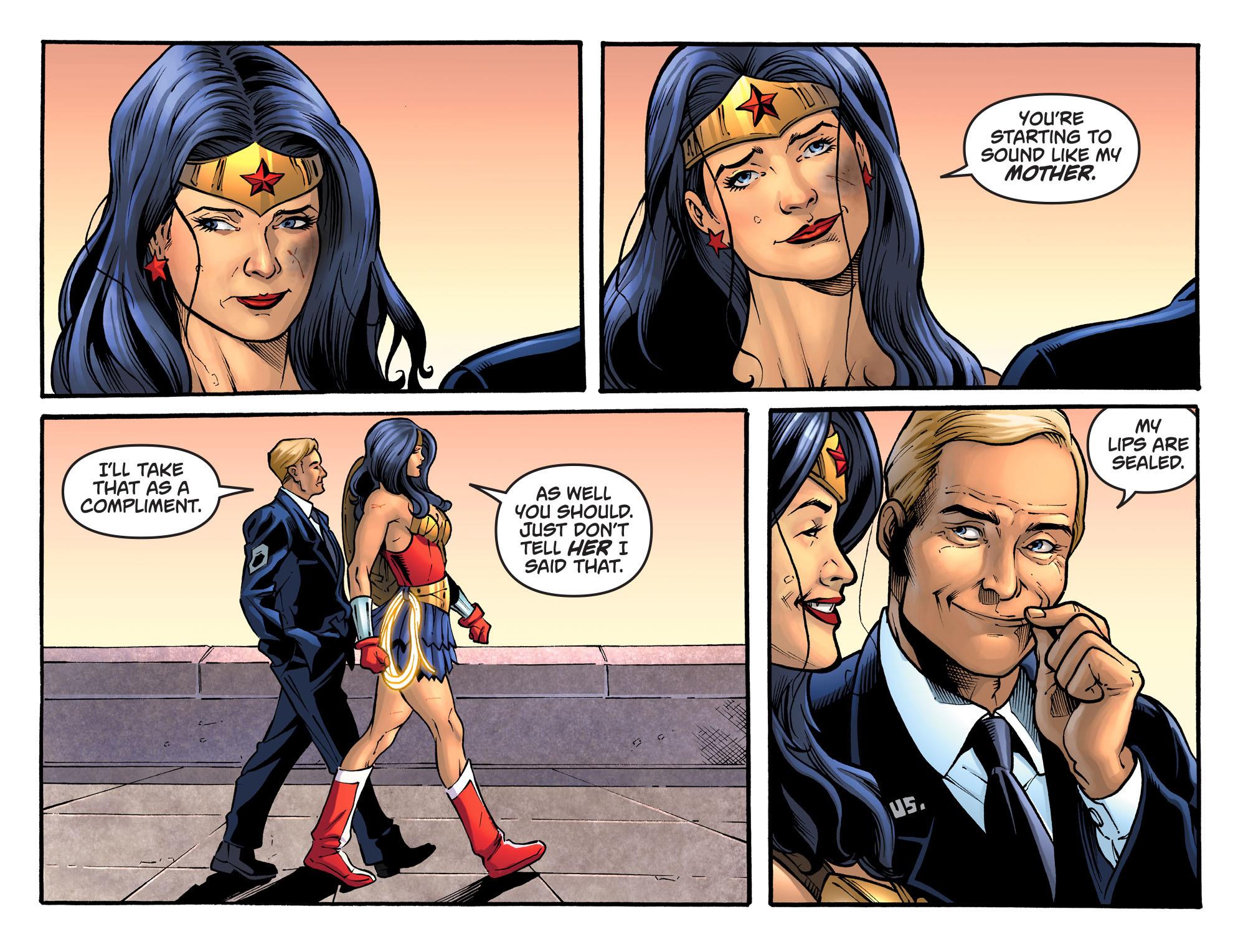 Read online Sensation Comics Featuring Wonder Woman comic -  Issue #33 - 14