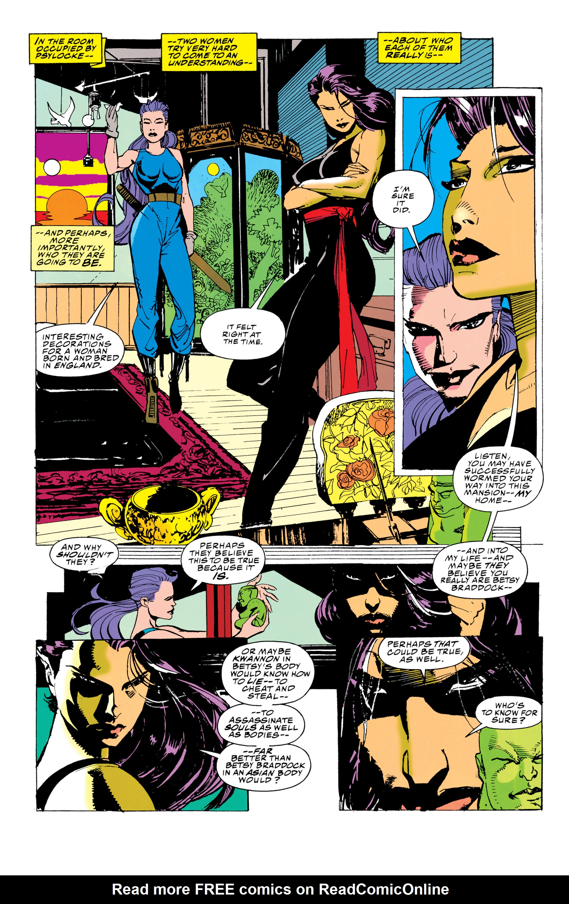 X-Men (1991) 24 Page 20